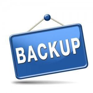 Computer Repair Backup